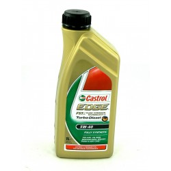 Motor oil CASTROL Edge Turbo Diesel 5W40