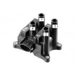 Ignition coil FORD Cougar, Escort, Fiesta, Focus, Fusion, KA, Maverick, Mondeo, Puma, Street KA, MAZDA 121, 2, 3, Tribute
