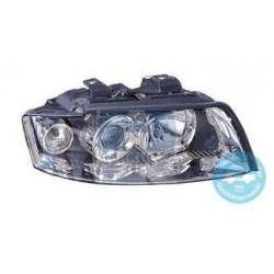 Headlight AUDI A4 00-04 D1S/H7 right xenon