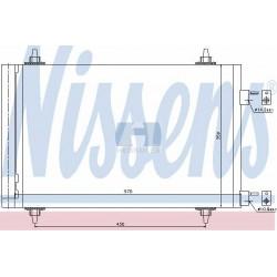 Kondensator Klimaanlage CITROEN Berlingo, C4, PEUGEOT 307, 308