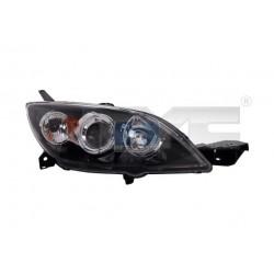 Headlamp MAZDA 3 BK right