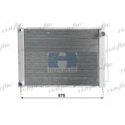 Hladilnik vode RENAULT Clio III, Modus, Grand Modus s kondenzatorjem