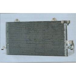 Condenser air conditioning AUDI 80, A6 1.9TDi