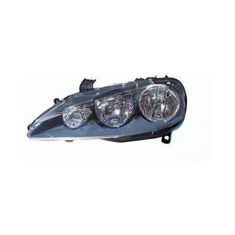 Headlamp ALFA 147 05-10 H7-H1 left