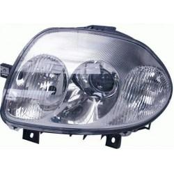 Headlamp RENAULT Clio 2 98-01 left HB3-H7