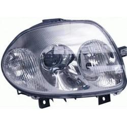 Headlamp RENAULT Clio 2 98-01 right HB3-H7