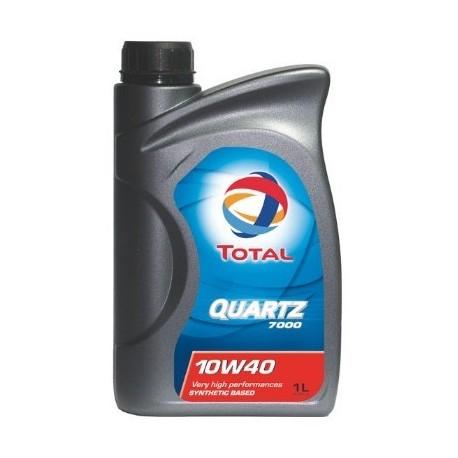 Olje motorno TOTAL Quartz 7000