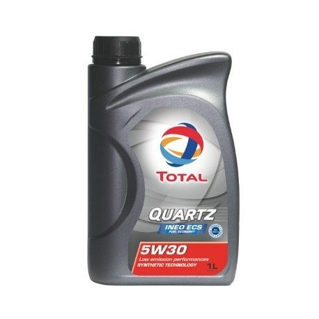 Olje motorno TOTAL Quartz INEO ECS