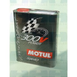 Motorno ulje MOTUL 300V Power 5W40